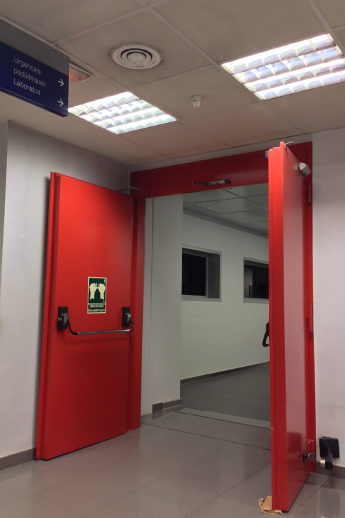 Acsa Solutions Puertas de Emergencia